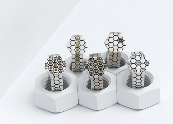 Hexagonal rings