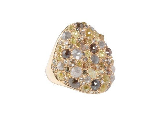 Autumn Rocks Ring