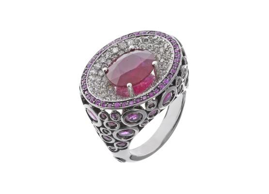 Minerva Ring