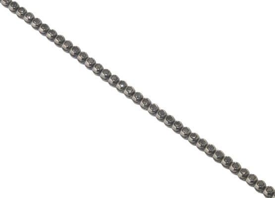 Black diamonds bracelet