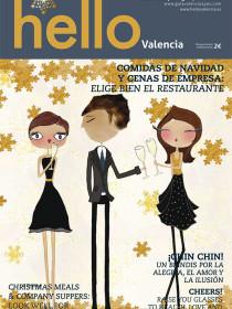HELLO VALENCIA Diciembre 2012