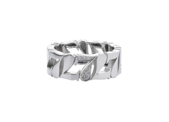 7 Wide Wedding Band