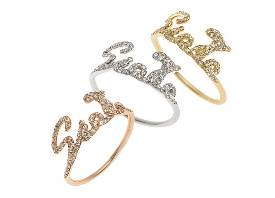 Rings SIE7E diamonds