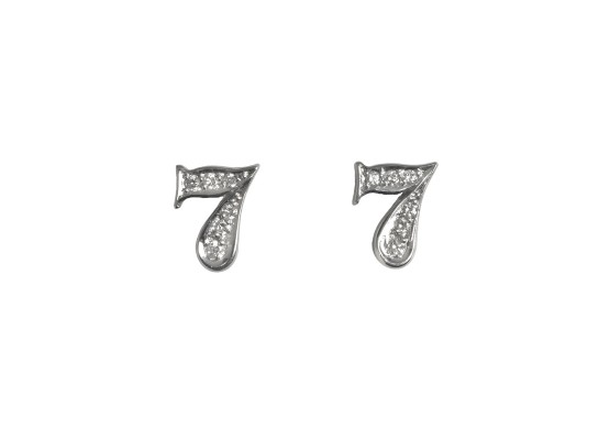 7 Earrings Diamonds
