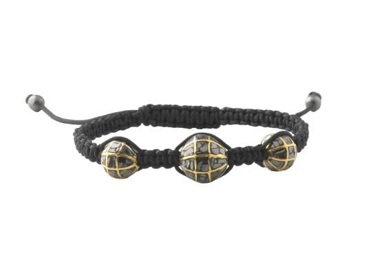 Three Balls Bracelet