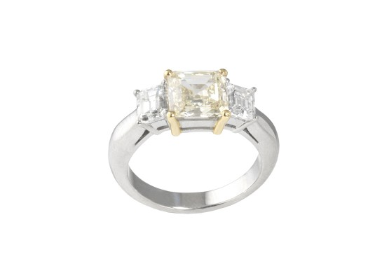 2 carat diamond engagement ring2