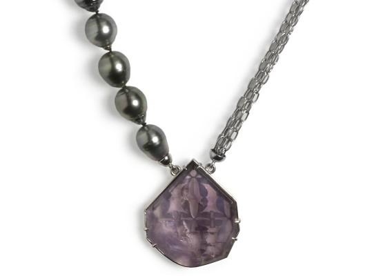 collar ametrino y perlas 02